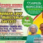 Stronger Love for Ministerial Success